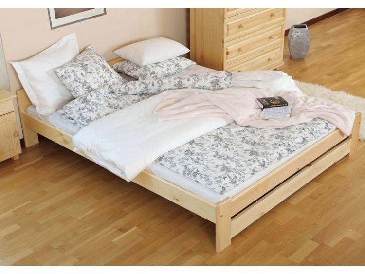 postelov komplet relax visco 180x200 cm z masivn borovice 3d living. Black Bedroom Furniture Sets. Home Design Ideas